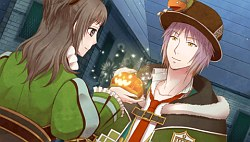 Otome Game Review: Cinderella and the Midnight Bell ~HalloweenWedding~