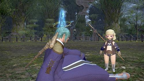 Final Fantasy XIV: A Realm Reborn Weekend Beta Impressions