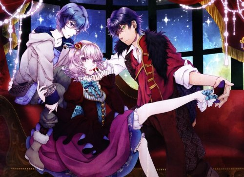 Oniichan fetish? Check. Creepy clowns for Halloween? Check. Awesome Takuyo story writing and twisted romance? Double check. One of the few games whose writing I really enjoyed this year.