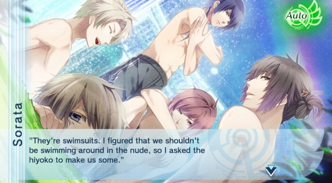 Otome Game Review: NORN9 -Norn + Nonette-