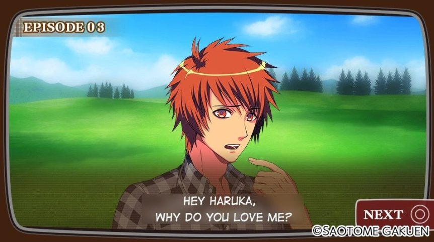 you know shit's bad when like 6 games later Otoya still needs to ask this question