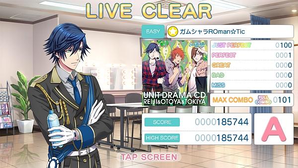 Mobile Game Review: Uta no Prince-sama Shining Live