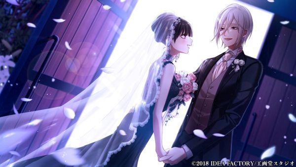 Otome Game Review: Shiro to Kuro no Alice -Twilight Line- – かわいい