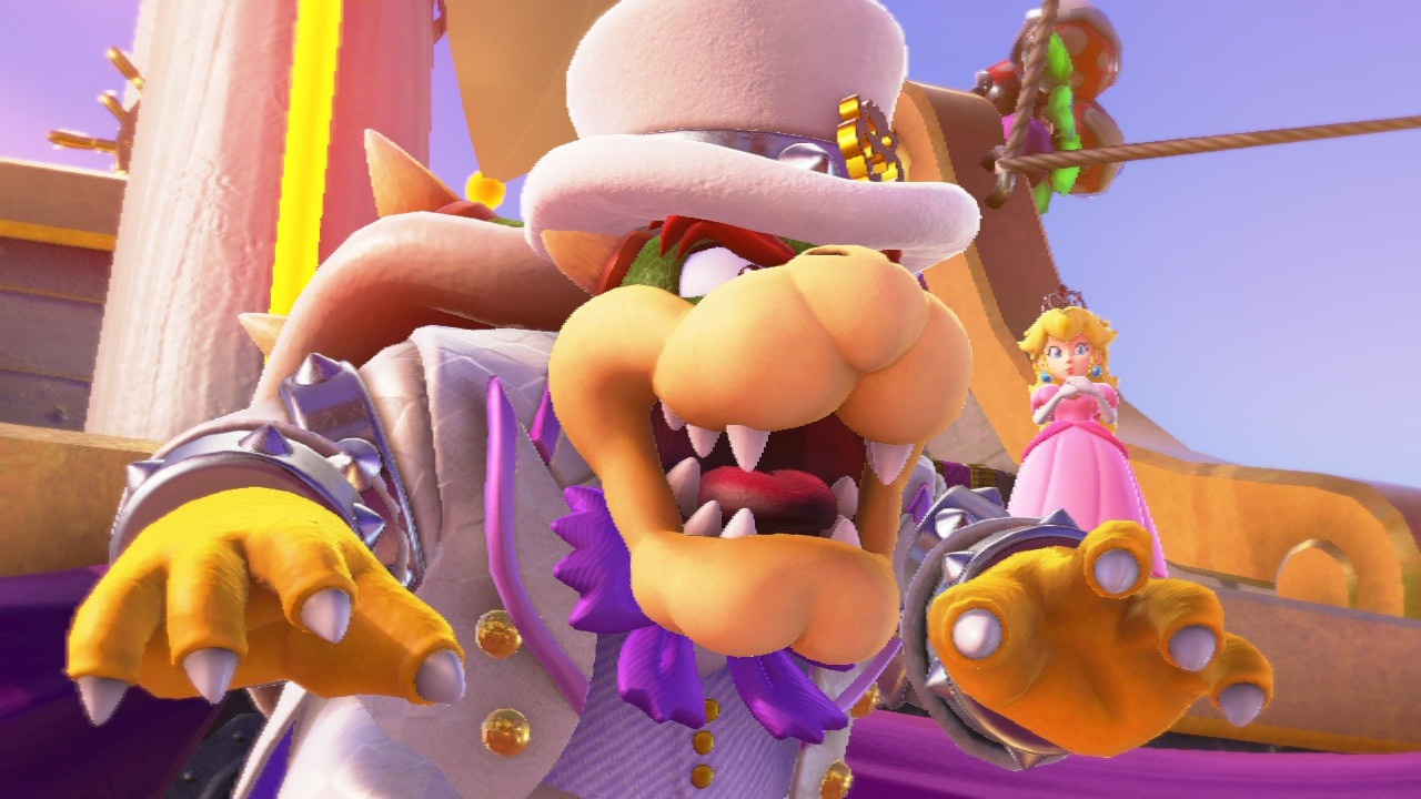 Rpg Review Super Mario Odyssey かわいいじゃなきゃダメなの